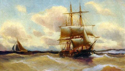Le esperienze difficili – un viaggio in alto mare