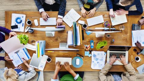 Le dinamiche nei gruppi di lavoro