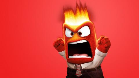 Quando i bambini si arrabbiano